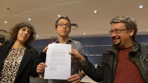 Sin ninguna sorpresa: Podemos rechaza la nueva oferta del PSOE y mantiene su 'no' definitivo a Pedro Sánchez