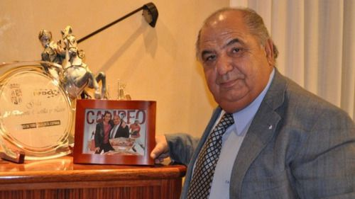 Muñoz Asenjo, expresidente de la Federación de Tenis, pide la