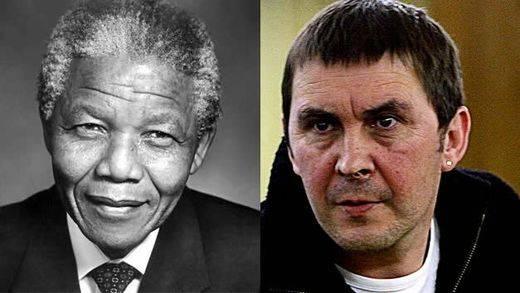 Indignación en las redes por las comparaciones entre Otegi y Mandela