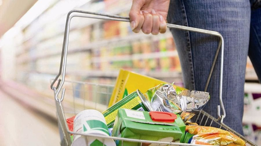 Resultado de imagen de cesta de la compra sin gluten