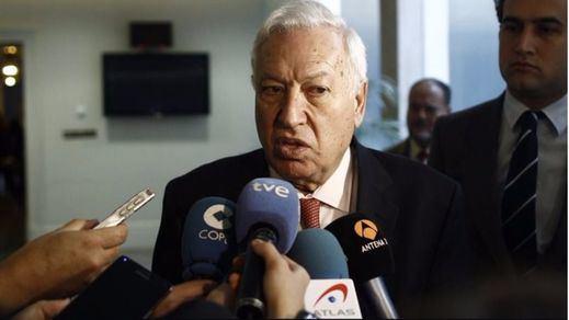 Margallo desmiente haber dado su visto bueno al pacto PSOE-Ciudadanos como afirmó Girauta