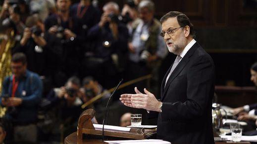 Rajoy, más duro que nunca, se lanza a ridiculizar el intento de investidura