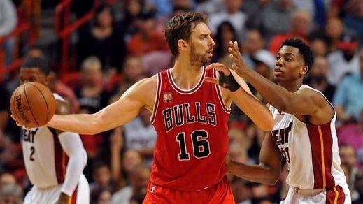 Nueva estocada a los Toros (Bulls) de Gasol: cuarta derrota consecutiva