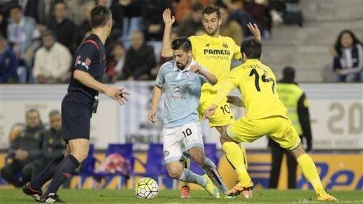 Jornada de Liga: Celta y Sevilla juegan bien pero sin puntería (0-0)