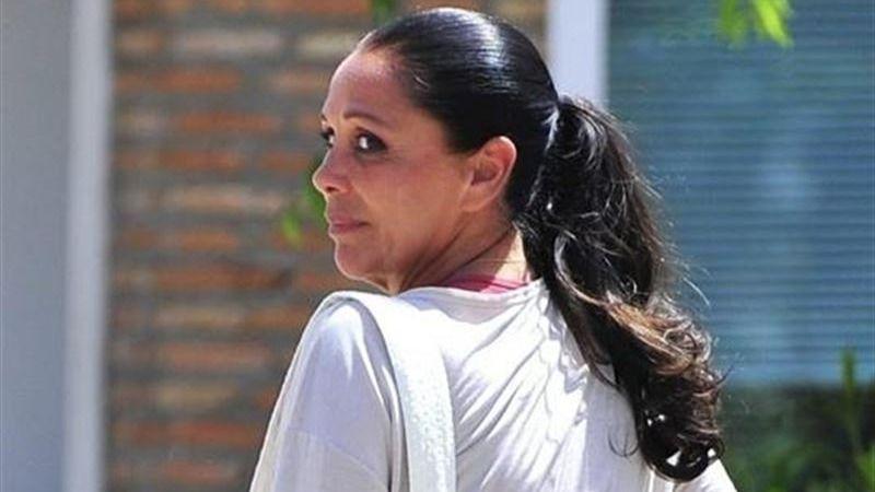 Isabel Pantoja abandona la cárcel y ya disfruta de la libertad condicional