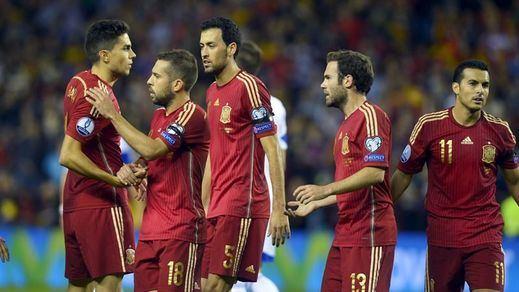 La Roja, medalla de bronce mundial... en la lista de la FIFA, sólo superada por Bélgica y Argentina