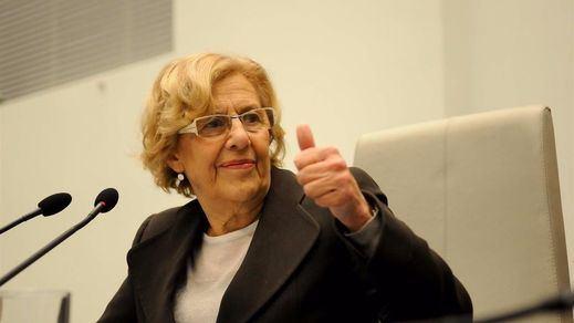 Carmena media para que Podemos apoye a Pedro Sánchez en la votación de este viernes