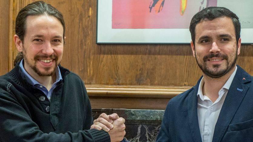 Iglesias vuelve a tentar a Garzón: 'Me gustaría contar con gente como él'