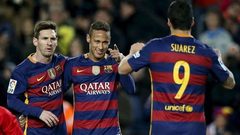 Nuevo récord batido por el 'Superbarça' de 'Supermessi': 34 partidos consecutivos invicto... de momento