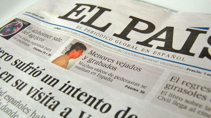 'El País' anuncia que seguirá publicando una edición impresa sólo 'durante el tiempo que sea posible'