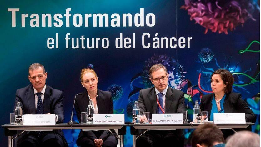 Jornada 'Transformando el futuro del cáncer'