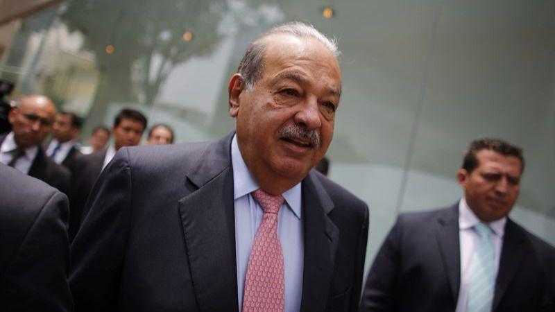 Carlos Slim lanza una OPA por el 100% de FCC