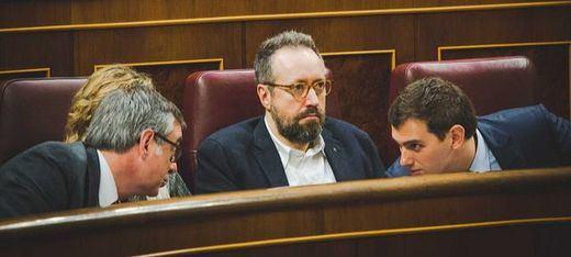 >> Ciudadanos advierte al PSOE que su lealtad no está con el candidato sino con las medidas pactadas