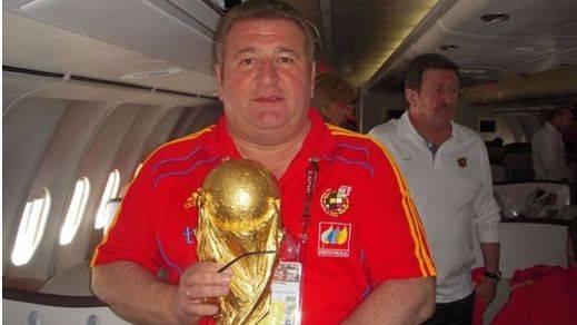 Un accidente silencia la voz de Gaspar Rosety, referente del periodismo deportivo