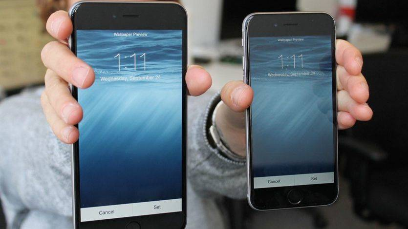 Los móviles de gama alta son cada vez más caros