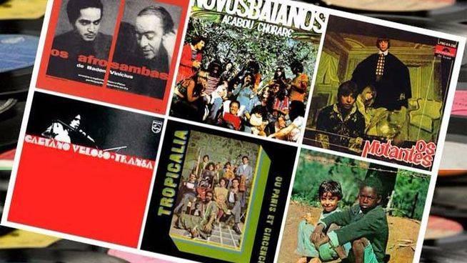 Los 30 mejores discos brasileños (I)