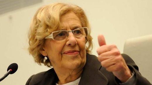 Carmena sigue pidiendo un pacto de izquierdas al ver peligrar su gobierno