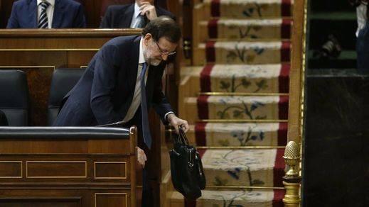 Todos los grupos, salvo el PP, reclaman que el Gobierno en funciones se someta al control parlamentario
