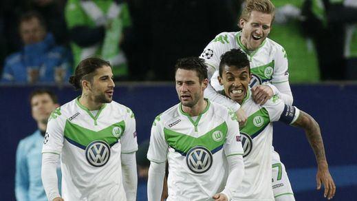 Los 'lobos' del Wolfsburgo hacen historia: alcanzan los cuartos de final de la Champions (1-0)