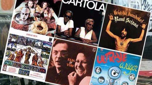 Los 30 mejores discos brasileños (II)