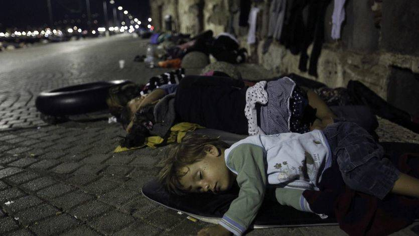 ¿Es legal lo que ha hecho Europa expulsando a los refugiados sirios a Turquía?