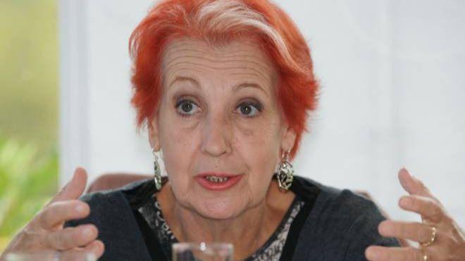 Rosa María Calaf:
