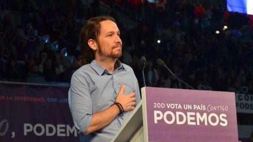 Pablo Iglesias, 'rey de las cuentas falsas' en Twitter