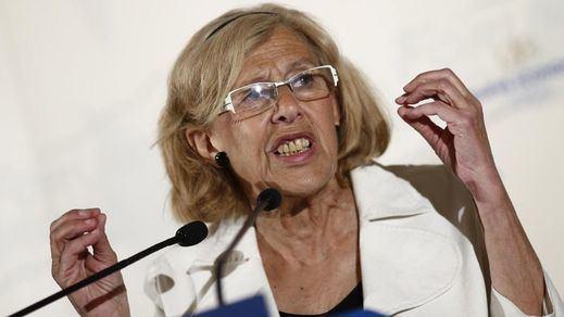 Carmena abronca a los líderes nacionales y su falta de acuerdo: