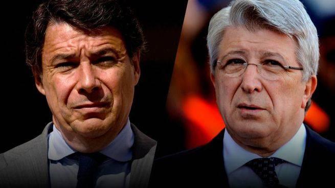 Ignacio Gonz�lez y Enrique Cerezo, imputados por el caso del �tico