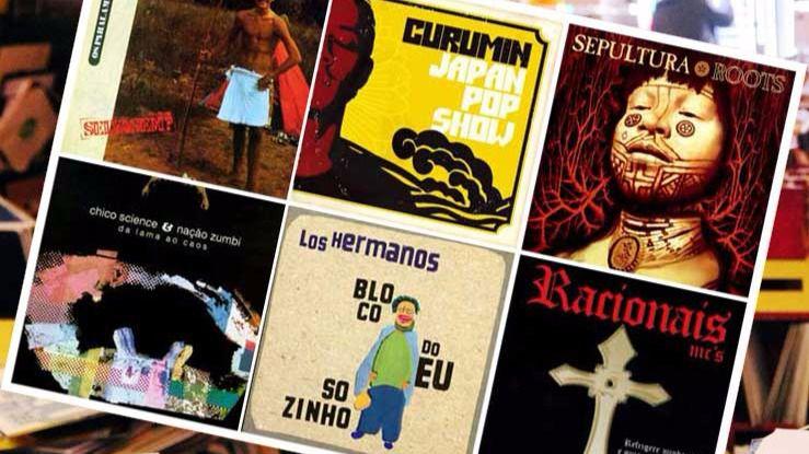 Los 30 mejores discos brasileños (III)