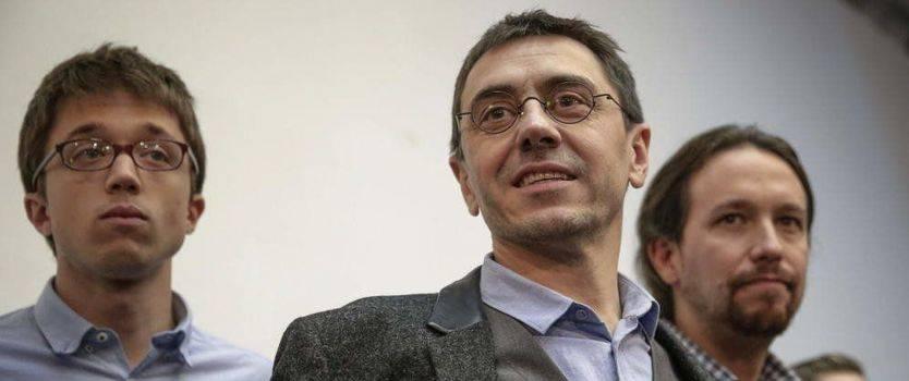 Monedero denuncia una 'guerra sucia' contra Podemos y asegura que entre Iglesias y Errejón no hay 'fricciones'