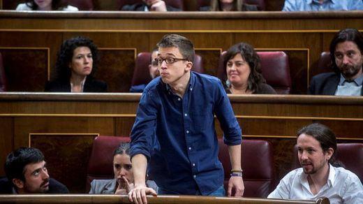 Errejón niega divisiones en la cúpula de Podemos pero admite