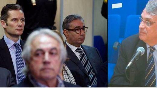 El ex asesor fiscal de Nóos limpia la imagen de Zarzuela y la infanta Cristina