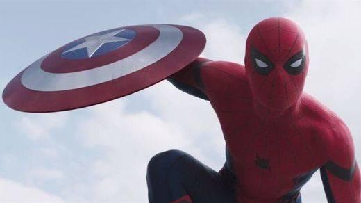 El nuevo Spiderman, al fin al descubierto en el tráiler de 'Capitán América: Civil War'