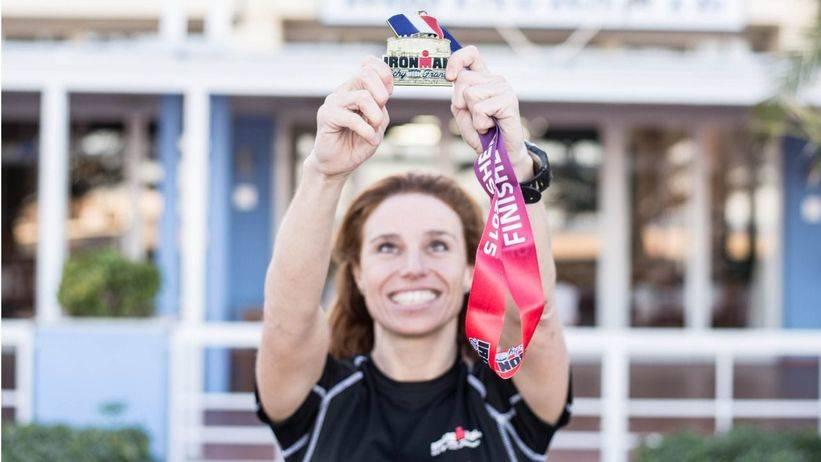 La increíble historia de María José Maroto, una directiva que 'ni era deportista', convertida ahora en 'Ironwoman'