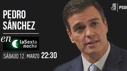 Increíble, pero cierto: el líder del PSOE se estrena por fin en La Sexta Noche... ¿se atreverá con Inda y Marhuenda?