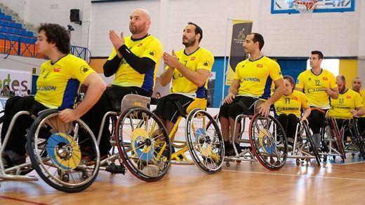 Siete clubes españoles jugarán las finales europeas de baloncesto en silla de ruedas