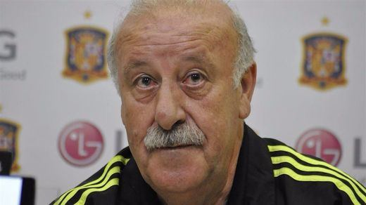 El viernes, penúltima lista de convocados por Del Bosque antes de la Eurocopa