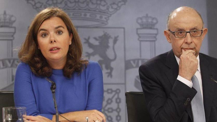 La deuda pública cerró 2015 en el 99% del PIB, más de lo pactado con Bruselas