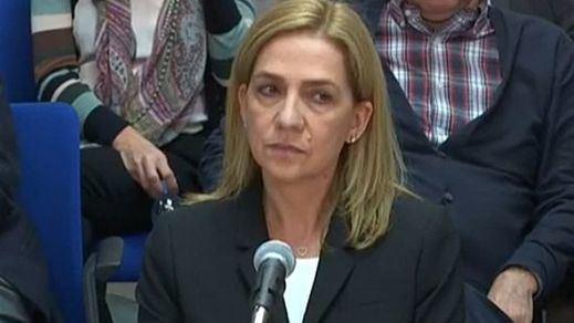 La infanta Cristina mintió en su declaración, según el ex asesor fiscal de Nóos: