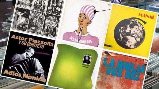 Los 20 mejores discos de Argentina (I)