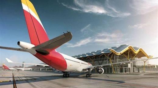 Iberia transportó en febrero más de 1,4 millones de pasajeros en el aeropuerto de Madrid