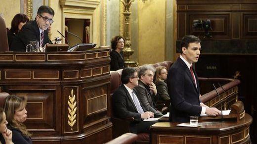 El PSOE amenaza con ir al Constitucional si el Gobierno rechaza someterse al control del Congreso