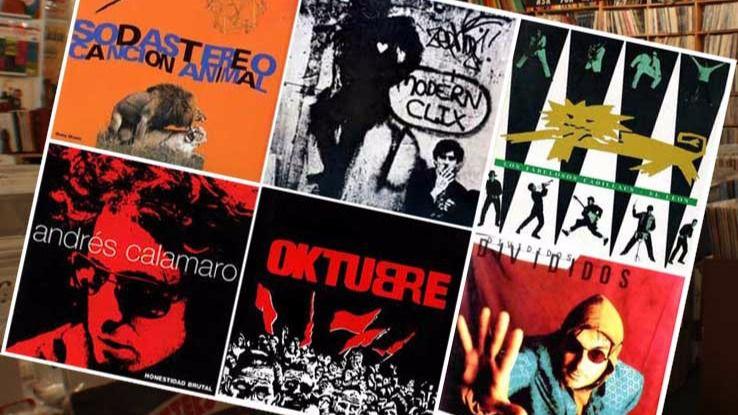 Los 20 mejores discos de Argentina (II)