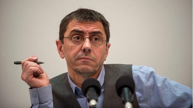 Monedero echa leña al fuego: 'Sergio Pascual debiera haber dimitido después de la crisis madrileña'