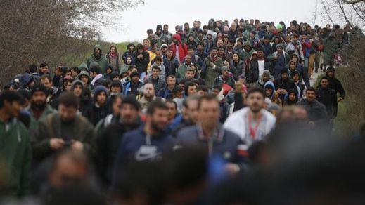 Las cifras de la vergüenza: la Unión Europea ha acogido a poco más de 900 de los 160.000 refugiados que prometió reubicar