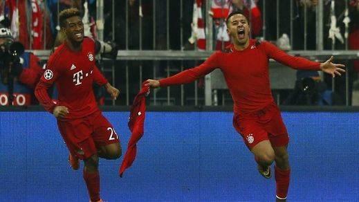 La Juve hace sufrir a un Bayern que necesitó ir a la prórroga para eliminarla (4-2)