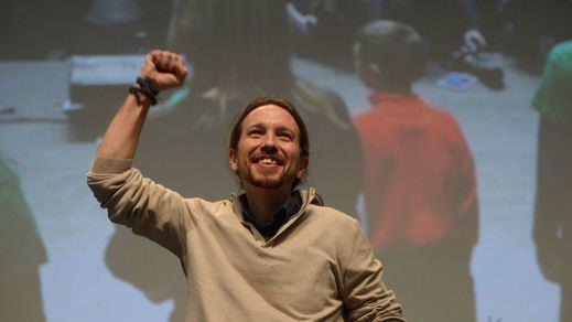 Los líderes regionales de Podemos rendirán hoy culto al líder, Pablo Iglesias