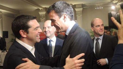Hasta Tsipras le dice que 'no' a Sánchez: no intercederá para que Iglesias ayude a investirle