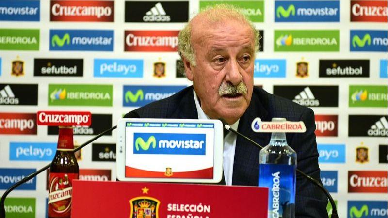 Aduriz, sí, por fin; Costa, no: Del Bosque da la lista de La Roja para los amistosos ante Italia y Rumanía